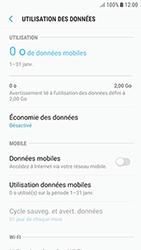 Samsung Galaxy J3 (2017) - Internet - activer ou désactiver - Étape 7