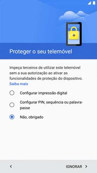 Huawei Google Nexus 6P - Primeiros passos - Como ligar o telemóvel pela primeira vez -  10