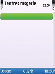 Nokia C5-00 - SMS - configuration manuelle - Étape 7