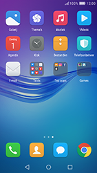Huawei Y6 (2017) - E-mail - e-mail versturen - Stap 2