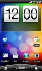 HTC S510e Desire S - Internet - automatisch instellen - Stap 1