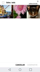 LG G5 - Bluetooth - Transferir archivos a través de Bluetooth - Paso 6