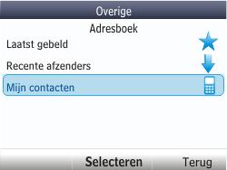 Nokia Asha 201 - E-mail - e-mail versturen - Stap 7