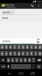Motorola Moto G - MMS - envoi d'images - Étape 10