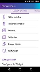 Wiko U-Feel Lite - Applications - MyProximus - Étape 20