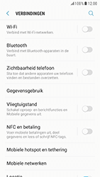 Samsung Galaxy S6 - Android Nougat - WiFi - Mobiele hotspot instellen - Stap 5