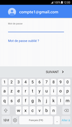 Samsung G920F Galaxy S6 - Android Nougat - E-mail - Configuration manuelle (gmail) - Étape 12