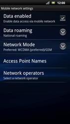 Sony Ericsson Xperia Neo - Mms - Manual configuration - Step 6