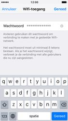 Apple iPhone 5 met iOS 10 (Model A1429) - WiFi - Mobiele hotspot instellen - Stap 5