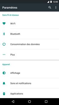 Huawei Nexus 6P - Internet - configuration manuelle - Étape 7