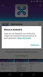 BlackBerry DTEK 50 - Applicaties - MyProximus - Stap 10