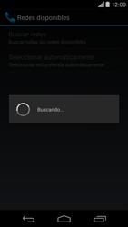Motorola Moto X (2ª Gen) - Red - Seleccionar una red - Paso 7