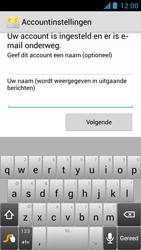 Acer Liquid Z5 - E-mail - Handmatig instellen - Stap 17