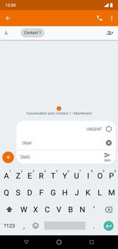 Nokia 7.1 - Contact, Appels, SMS/MMS - Envoyer un MMS - Étape 8