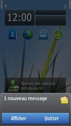 Nokia C7-00 - Internet - configuration automatique - Étape 4