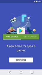LG X Screen - Applications - MyProximus - Step 2
