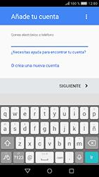 Huawei Y6 (2017) - E-mail - Configurar Gmail - Paso 9