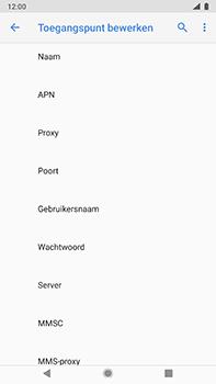 Nokia 8-sirocco-ta-1005-android-pie - Internet - Handmatig instellen - Stap 13