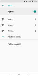 Wiko Harry 2 - Wifi - configuration manuelle - Étape 6