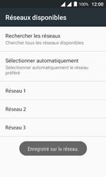 Alcatel Pixi 4 (4) - Réseau - Utilisation à l