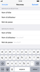 Apple iPhone 6 - iOS 12 - E-mail - Configuration manuelle - Étape 15