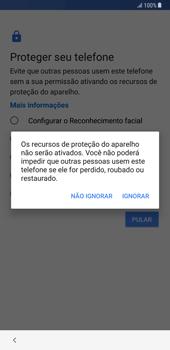 Samsung Galaxy Note 8 - Primeiros passos - Como ligar o telemóvel pela primeira vez -  14
