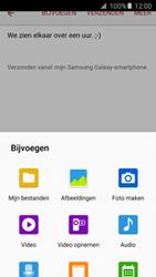 Samsung G903 Galaxy S5 Neo - E-mail - e-mail versturen - Stap 10