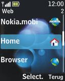 Nokia 2690 - Internet - hoe te internetten - Stap 3