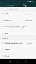 Huawei Ascend G7 - Bluetooth - Conectar dispositivos a través de Bluetooth - Paso 4