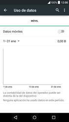 Alcatel Idol 3 - Internet - Activar o desactivar la conexión de datos - Paso 7