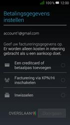 Alcatel One Touch POP D5 (OT-5038X) - Applicaties - Account aanmaken - Stap 21