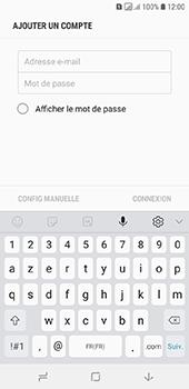 Samsung Galaxy A6 - E-mails - Ajouter ou modifier un compte e-mail - Étape 7