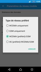 Sony Xperia Z5 Compact - Internet et connexion - Activer la 4G - Étape 7