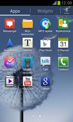 Samsung S7560 Galaxy Trend - Voicemail - Handmatig instellen - Stap 3