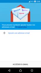 Sony Xperia X - E-mails - Ajouter ou modifier votre compte Gmail - Étape 6
