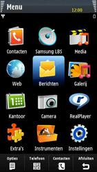 Samsung I8910 HD - E-mail - handmatig instellen - Stap 3