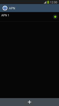 Samsung Galaxy Note 3 - Internet - Configurar Internet - Paso 8