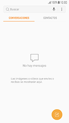 Samsung Galaxy J5 (2017) - Mensajería - Escribir y enviar un mensaje multimedia - Paso 4