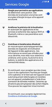 Samsung Galaxy S8+ - Premiers pas - Configuration de l