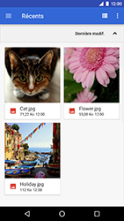 LG Nexus 5X - Android Oreo - MMS - envoi d'images - Étape 12
