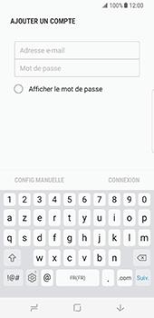 Samsung Galaxy S8 - E-mails - Ajouter ou modifier votre compte Outlook - Étape 7