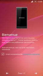 Sony Xpéria Z3 - Premiers pas - Créer un compte - Étape 5
