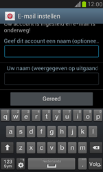 Samsung I8190 Galaxy S III Mini - E-mail - Handmatig instellen (yahoo) - Stap 9