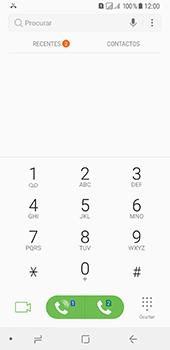 Samsung Galaxy A8 (2018) - Chamadas - Como bloquear chamadas de um número -  4