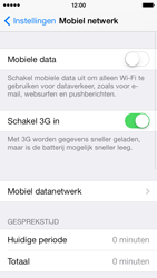 Apple iPhone 5c - Internet - aan- of uitzetten - Stap 5