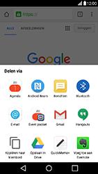 LG X Power - Internet - Hoe te internetten - Stap 20