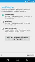 Sony Sony Xperia Z5 (E6653) - E-mail - Configuration manuelle (outlook) - Étape 11