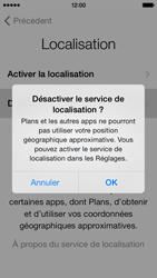 Apple iPhone 5s - Premiers pas - Créer un compte - Étape 8