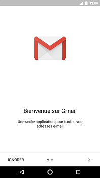 Nokia 6 (2018) - E-mail - Configuration manuelle - Étape 5