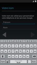 Samsung Galaxy S5 - Premiers pas - Créer un compte - Étape 8